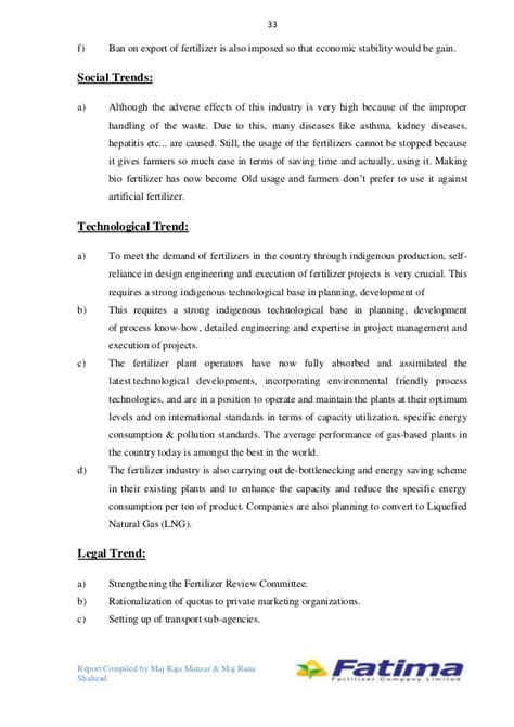 Financial Management Pdf For Mba 2nd Semester by Ratio Analysis Fatima Fertilizer Mba 2nd Semester