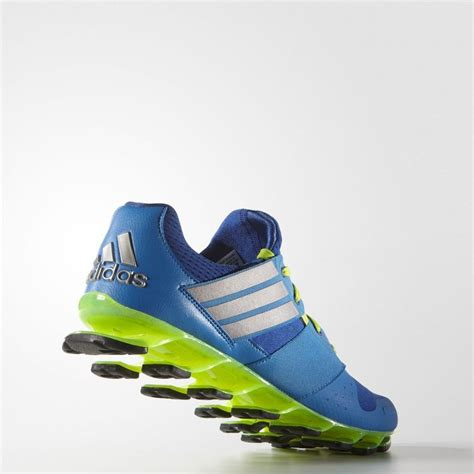 adidas road running shoes adidas springblade solyce mens blue running road sports