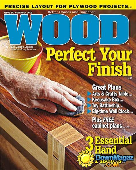 wood november    magazines magazines