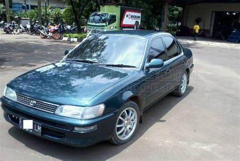 Mobil Toyota Corolla Seg 18mt mobil kapanlagi dijual mobil bekas bandung toyota