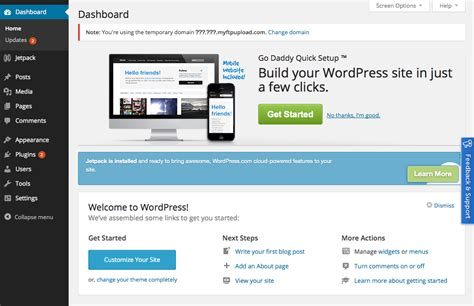 online store themes godaddy godaddy managed wordpress hosting review startup guide