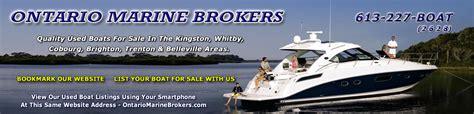boat brokers toronto 2010 sea ray 390 sundancer for sale in the hamilton area
