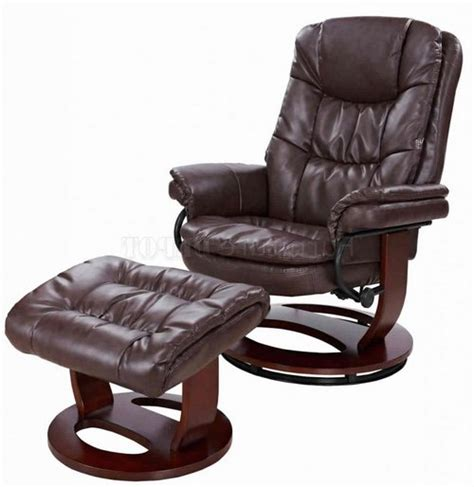 Leather Chair With Ottoman Leather Chair And Ottoman Ikea