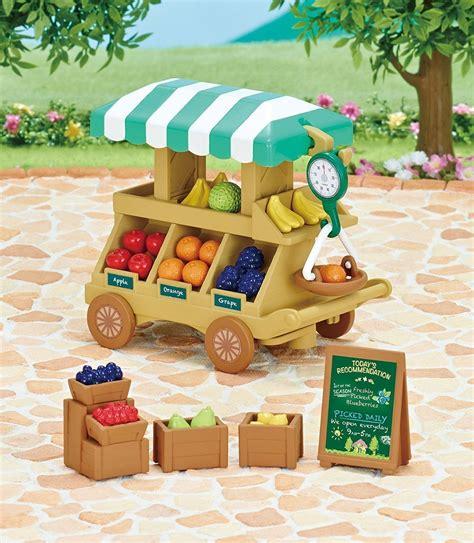 sylvanian families fruit wagon 28 images sylvanian