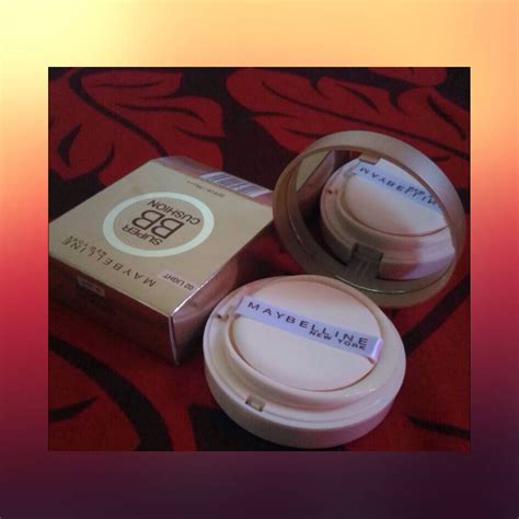 Maybelline Bb Cushion Di Counter review maybelline bb cushion coretan coretanku