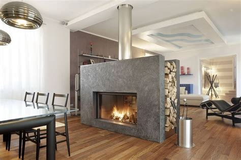 Two Way Fireplace Insert by 17 Best Images About Sided Fireplaces On