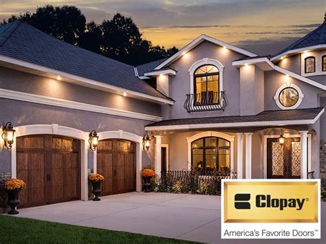 clopay garage doors manufactured  garage