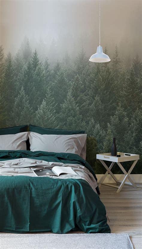bedroom forest wallpaper 25 best ideas about forest wallpaper on pinterest