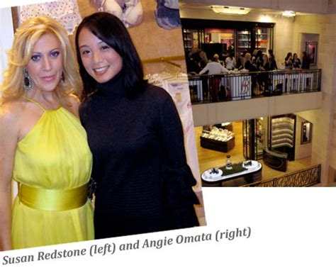 Susan Redstones Book Launch At Henri Bendel my fashion