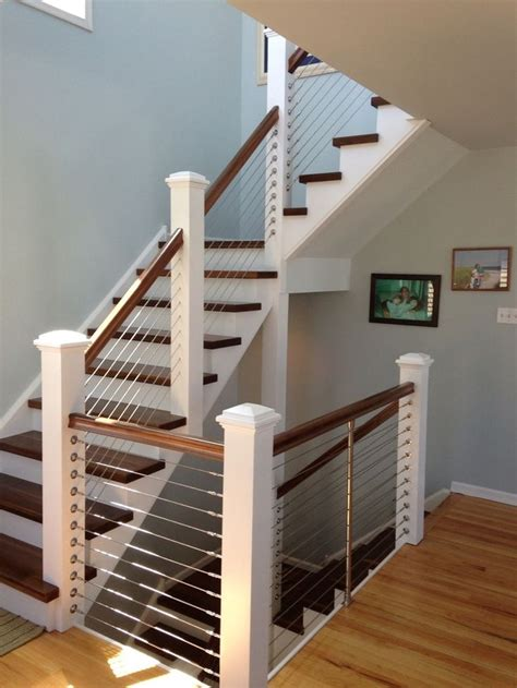 cable banister atlantis rail raileasy cable railing raileasy cable