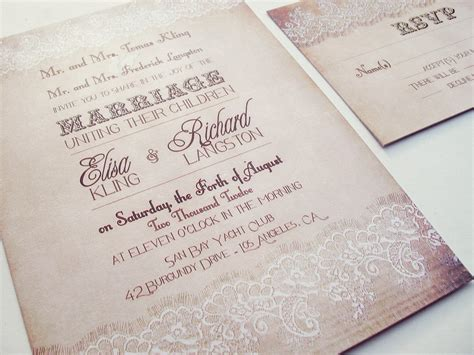 Diy Wedding Invitations Cheap by Diy Wedding Invitation Kits Cheap Invitation Card Printable