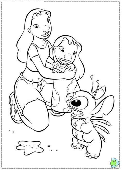 cute stitch coloring pages cute lilo and stitch coloring pages www imgkid com the