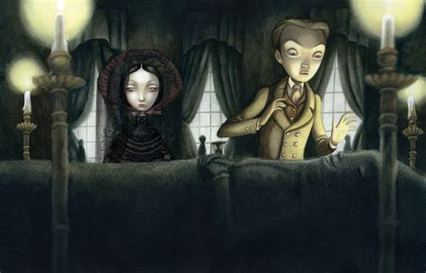 libro cuentos macabros macabre cuentos macabros de edgar allan poe ilustraciones de benjamin lacombe la estanter 237 a de n 250 ria