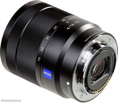 Sony Vario Tessar T E 16 70mm F 4 Za Oss Lens sony zeiss 16 70mm oss review