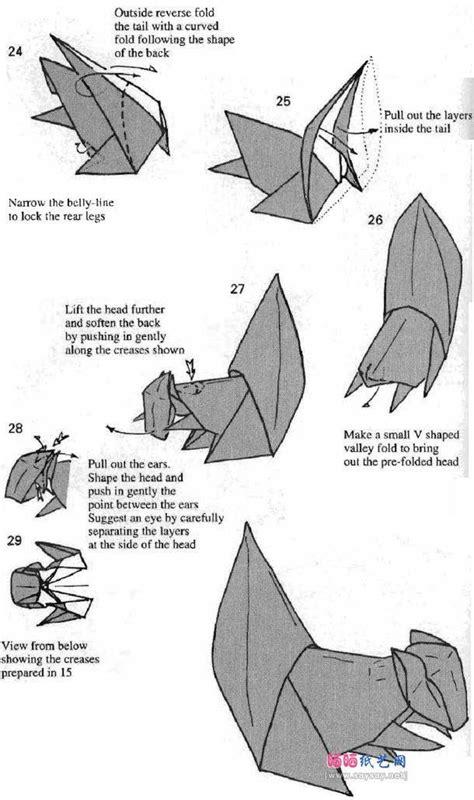 Origami Scorpion Diagram - 34 best origami images on diy origami origami