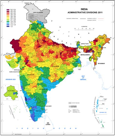 Highest Child Birth Record In India Fertility Rate Our World In Data