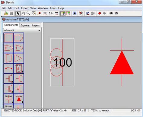 vlsi layout software electric vlsi design system