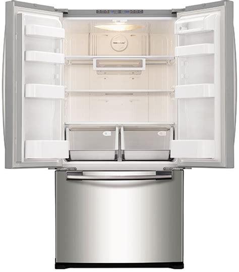 33 inch counter depth door refrigerator samsung rf18hfenbsr 33 inch counter depth door