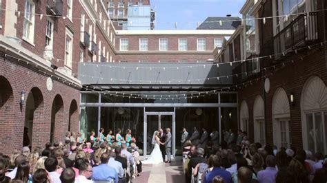 Omaha, Nebraska Wedding Video Featuring the Magnolia Hotel