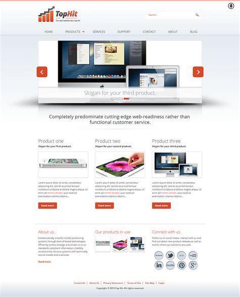 70 best premium drupal templates themes free