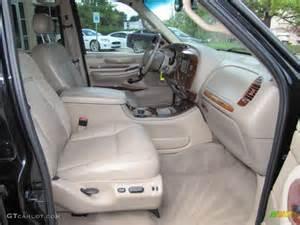 2001 lincoln navigator standard navigator model interior