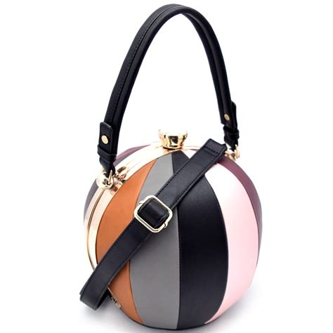 Black Fashion Bag lw2038 black unique shape fashion bag tote
