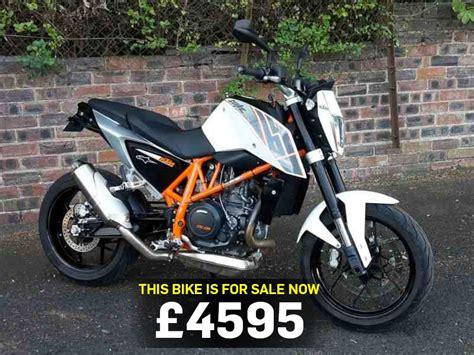 Mcn Bikes For Sale Ktm Bike Of The Day Ktm 690 Duke Mcn