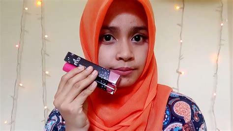 Lipstik Pixy Lip Chic pixy lip swatch dan review