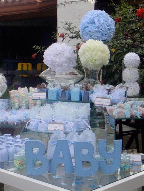 Www Arreglos De Mesa Para Bautizo Mesa De Invitados Bautizo Ni 241 O Decoraci 243 N En Tonos Mesas De Dulces Centros De Mesa Recuerdos Bautizos Baby Show 100 00 En Mercado Libre