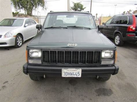 1993 jeep cherokee sport used 4l i6 12v 1993 jeep cherokee sport used 4l i6 12v automatic suv no reserve for sale jeep cherokee 4x4