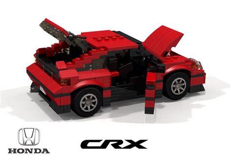 lego honda lego honda crx lego vehicles honda crx