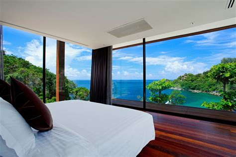 view interior of homes contemporary resort hotel naka phuket by duangrit bunnag