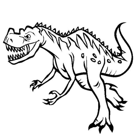 Printable Dinosaur Coloring Pages Coloring Me Dinosaur Color Pages