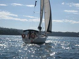 sailing boat hire pittwater pittwater charters eastcoast sailing