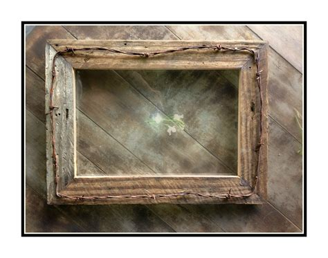 reclaimed wood frames 301 moved permanently