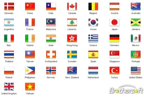 flags of the world to download free download free world flag icons for windows world flag