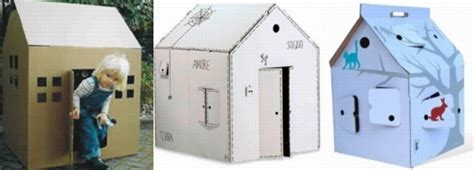 cardboard house to color cardboard coloring house images