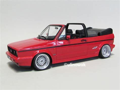 bbs felge golf 1 cabrio modellbau nowak 16 zoll bbs rs alufelge 1 18