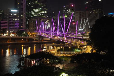 kurilpa bridge kurilpa bridge shines a new light 171 alia
