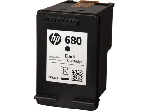 Dijamin Original Cartridges Hp Hp 680 Black hp 680 black original ink advantage cartridge f6v27aa