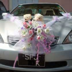 wedding car decoration singapore wedding car flowers decoration
