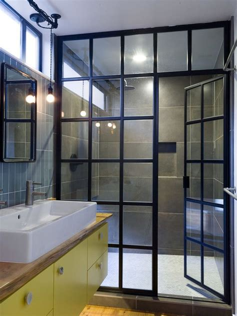 industrial shower door 17 best ideas about industrial showers on pinterest
