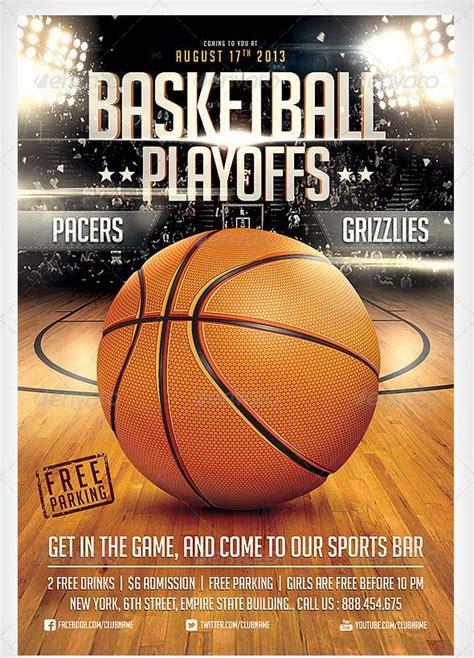 Basketball Flyer Template by 35 Best Psd Event Flyer Templates Designmaz