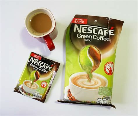 Coffe Green jual nescafe green coffee blend free ongkir banyuwanger