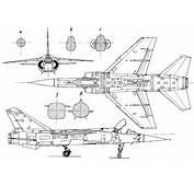 Dassault Mirage F1 Blueprint  Download Free For