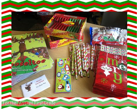 for the love of first grade gifts for students with a