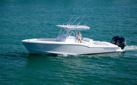 ocean boats research ocean master marine 336 center console on