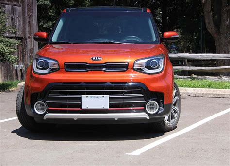 kia garage 2017 kia soul turbo the car magazine