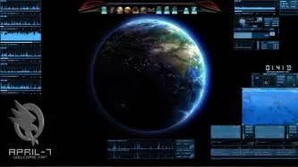 Desktop Themes Cys High Tech Desktop Theme By Cyrusdrakain On Deviantart