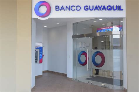 banco de guayaquil banco guayaquil inaugura agencia hipermarket v 237 a a la